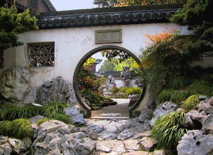 Nét đặc trưng trong thiết kế vườn Trung Quốc 9