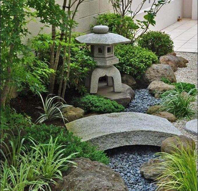 Nét đặc trưng trong thiết kế vườn Trung Quốc 3