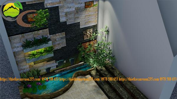 mẫu sân vườn nhỏ trước nhà đẹp