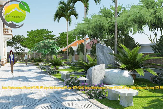 quy-hoạch cảnh quan sân vườn biệt thự