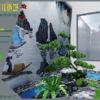 Mẫu thiết kế tiểu cảnh sân vườn tại Vĩnh Phúc